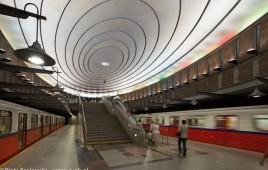 Stacja metra A-18 Plac Wilsona