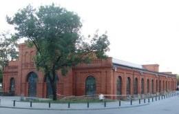 Budynek dawnej parowozowni