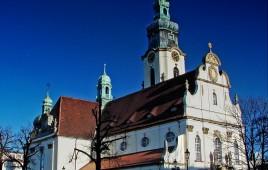 Kościół parafialny p.w. Najświętszego Serca