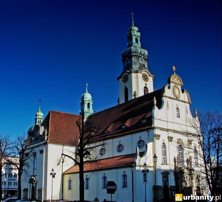 Miniaturka Kościół parafialny p.w. Najświętszego Serca