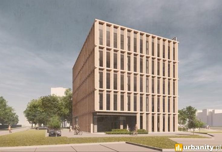 Miniaturka Biurowiec Intelligent Business Centre Lab