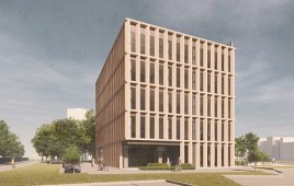 Biurowiec Intelligent Business Centre Lab