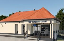 Dworzec kolejowy Bydgoszcz Zachód