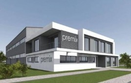 Zakład produkcyjny Premix