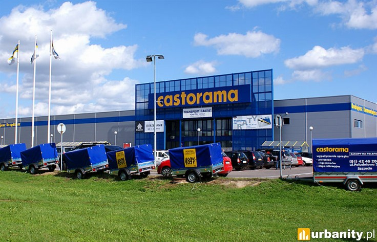 Castorama Szczecin Poludniowa 21 Inwestycja Castorama Polska