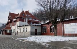 Dworzec Szklarska Poręba Górna