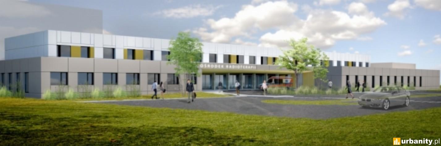 Miniaturka Ośrodek Radioterapii dla Szpitala Wojewódzkiego
