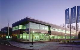 Budynek biurowo-produkcyjny Vector