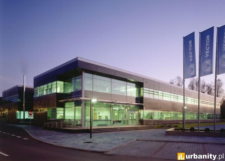 Miniaturka Budynek biurowo-produkcyjny Vector