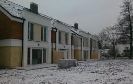 Leszczynowa - Domy na Oporowie