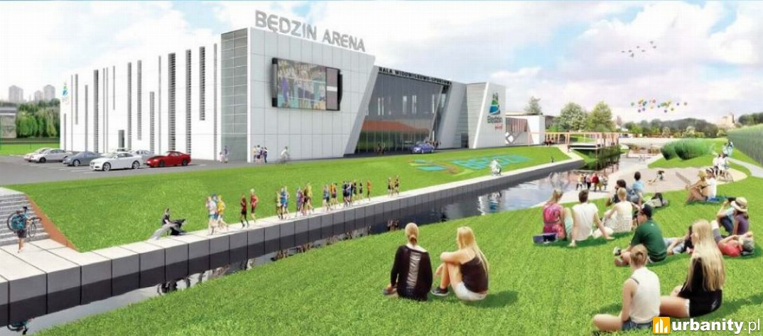 Miniaturka Będzin Arena
