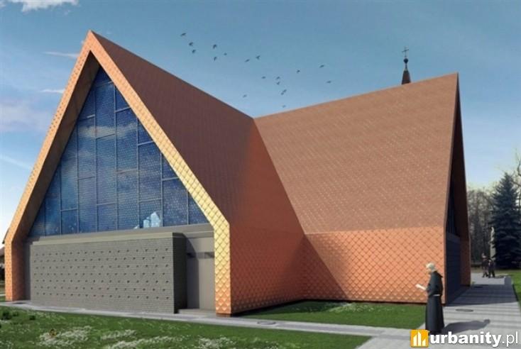 Miniaturka Kościół w parafii pw. Chrystusa Króla