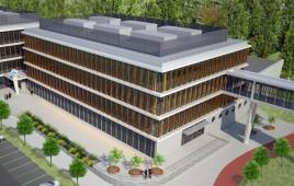 Budynek Polskiej Agencji Żeglugi Powietrznej