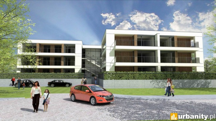 Miniaturka Apartamenty Lawendowe