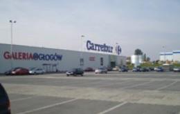 Galeria Głogów Carrefour