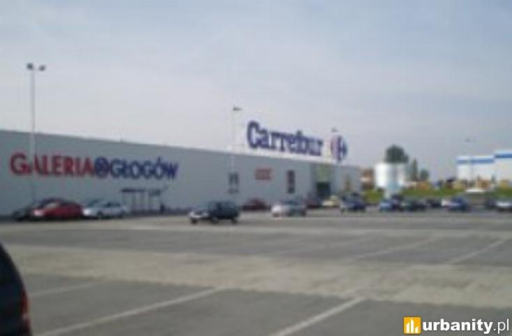 Miniaturka Galeria Głogów Carrefour