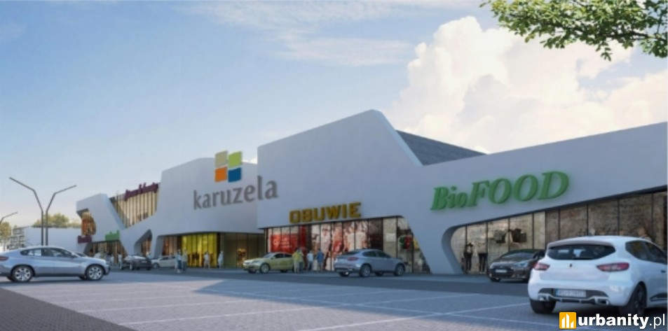 Miniaturka Centrum Handlowe Karuzela