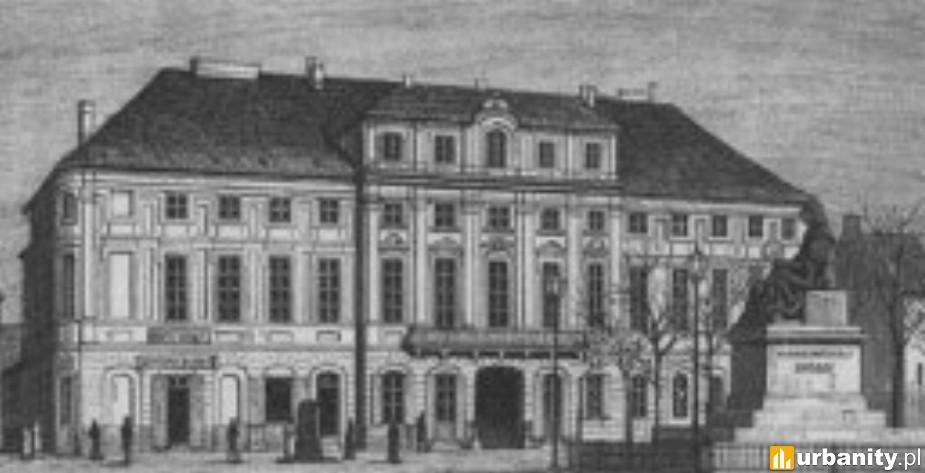 Miniaturka Pałac Karasia