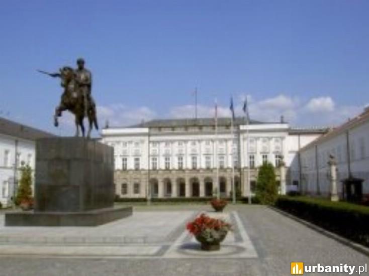 Miniaturka Pałac Prezydencki