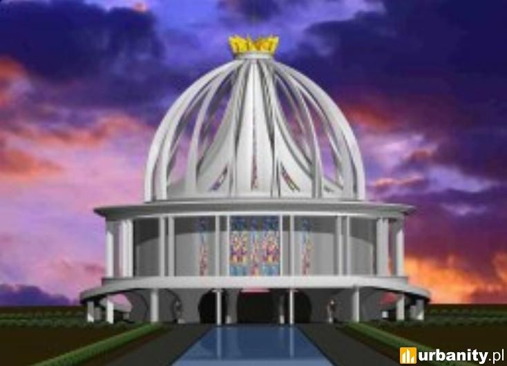 Miniaturka Świątynia pw. Maryi Gwiazdy Nowej Ewangelizacji i św. Jana Pawła II