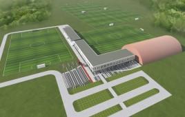Miniaturka Piłkarskie centrum treningowo-badawcze Cracovia