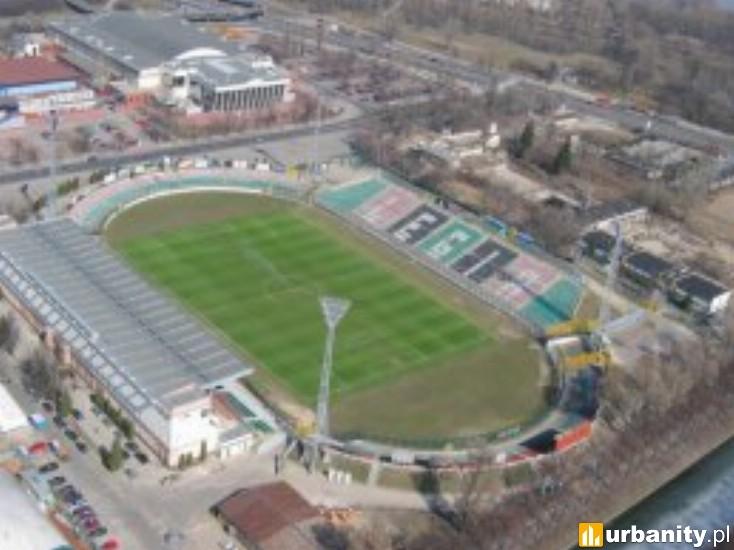Miniaturka Stary Stadion Legii Warszawa