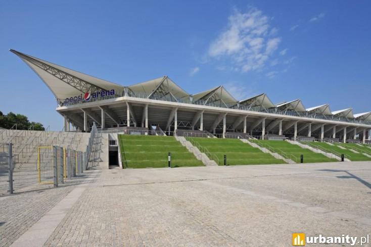 Miniaturka Stadion Miejski Legii Warszawa im. Marszałka Józefa Piłsudskiego