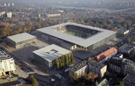 Nowy Stadion Polonii Warszawa