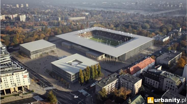 Miniaturka Nowy Stadion Polonii Warszawa