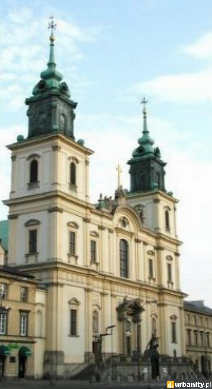 Miniaturka Kościół pw. Św. Krzyża