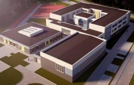 Szkoła przy Zagajnikowej na Umultowie