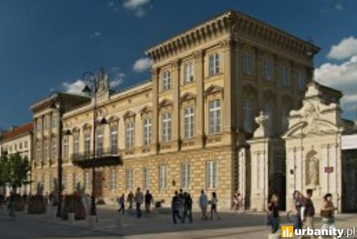 Miniaturka Pałac Uruskich