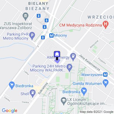 Strefa Bielany Warszawa Inwestycja Kompania Domowa