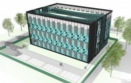 Budynek laboratoryjno-badawczy Brain