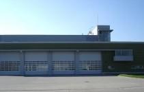 Budynek Wojskowej Straży Pożarnej