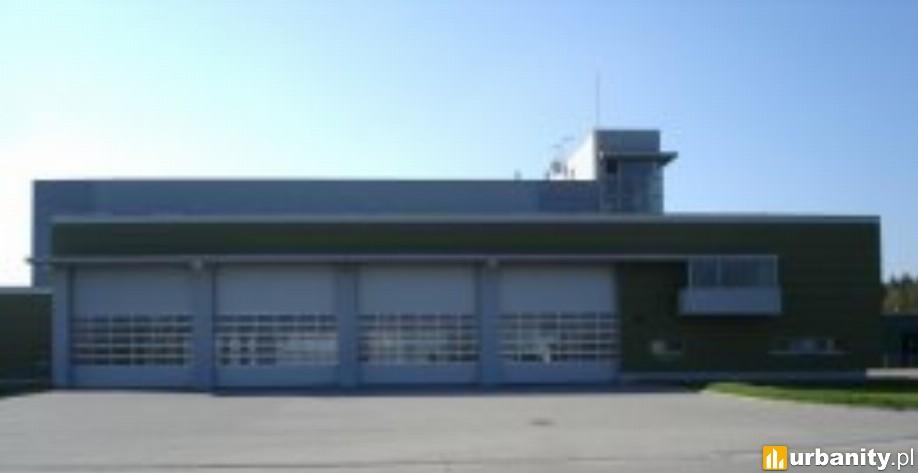 Miniaturka Budynek Wojskowej Straży Pożarnej