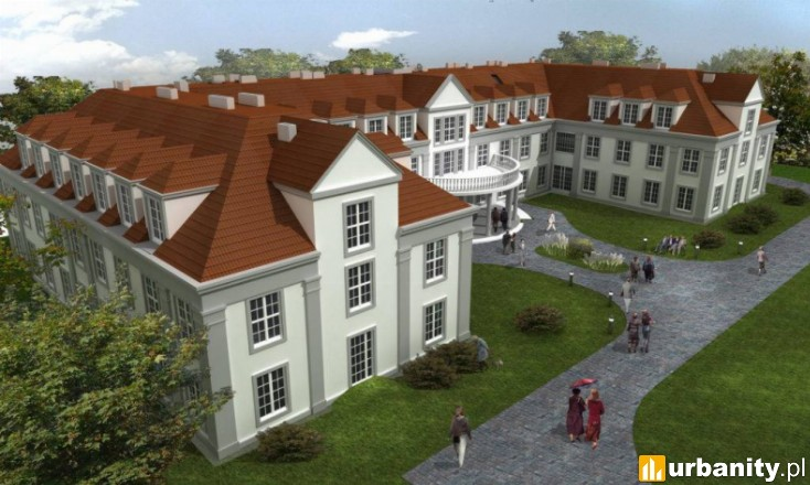 Miniaturka Pałac dla seniora
