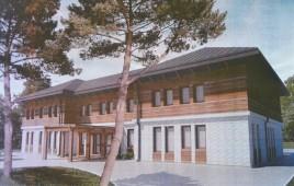 Nowa siedziba Nadleśnictwa Suchedniów