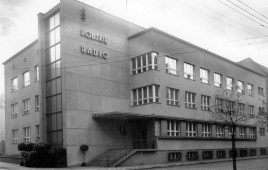 Siedziba Radia Katowice