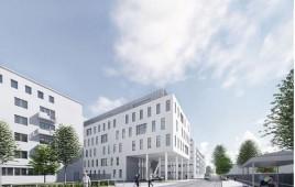 Budynek ambulatoryjny Wielkopolskiego Centrum Onkologii