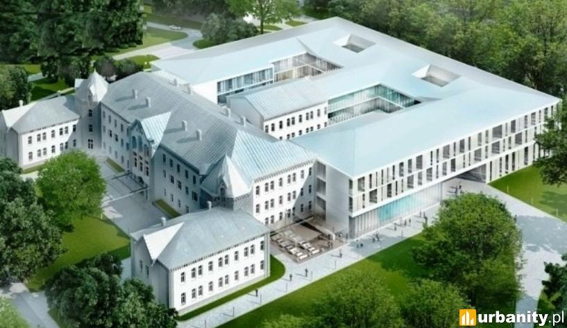 Miniaturka Szpital Uzdrowiskowy Mieszko