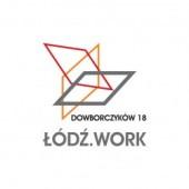 Logo Łódź.Work.