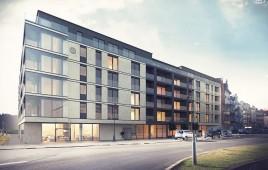 Apartamentowiec na Chwaliszewie