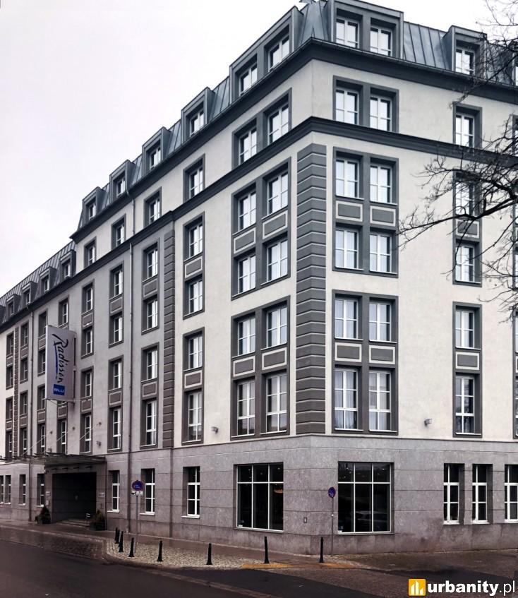 Miniaturka Hotel Radisson Blu