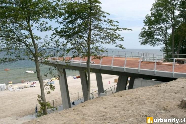 Miniaturka Zejście na plażę