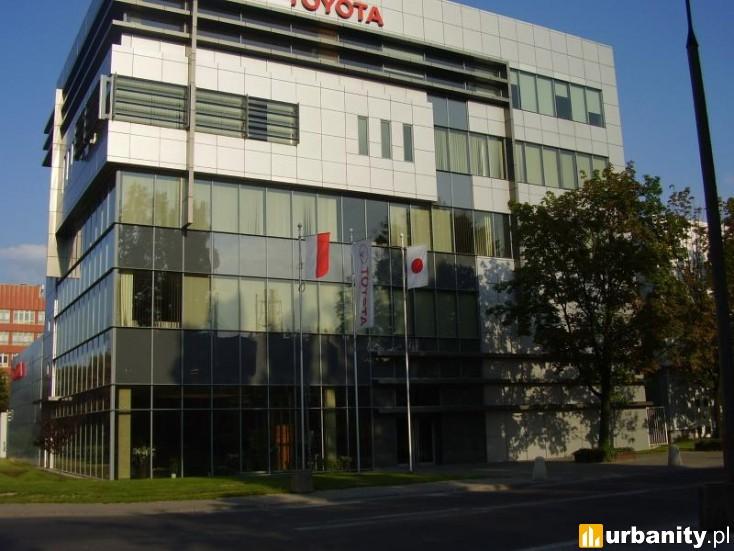 Miniaturka Toyota Building