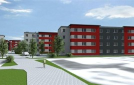 Osiedle mieszkaniowe Rybacka
