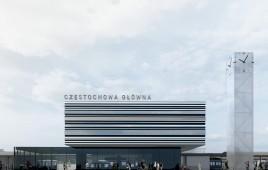 Dworzec Częstochowa Główna