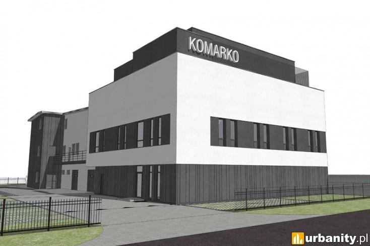 Miniaturka Centrum Badawczo - Rozwojowe Komarko