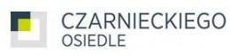 Logo Osiedle Czarnieckiego